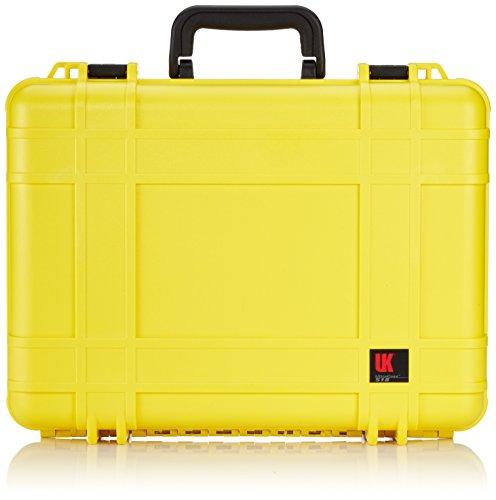 UK Lights 219832 Ultra Case 518 Valise Jaune 47 cm 19 l
