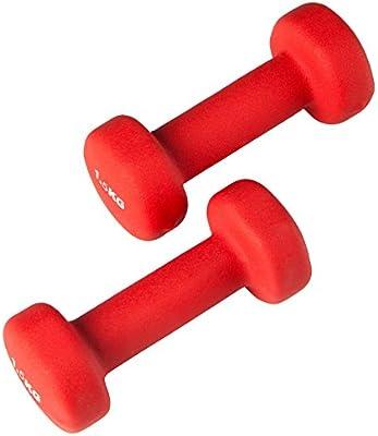 Ultrasport Unisex Adult - Conjunto de mancuerna de fitness