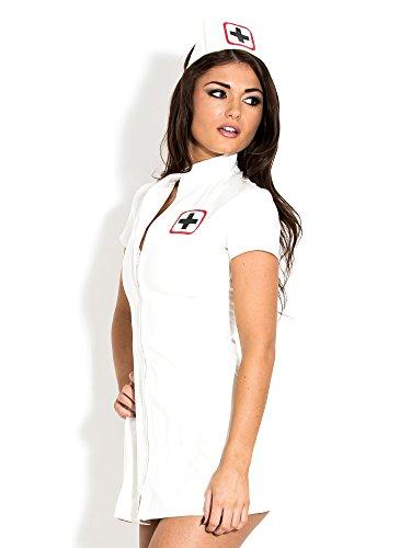 Honour Sexy Krankenschwester-Kleid -