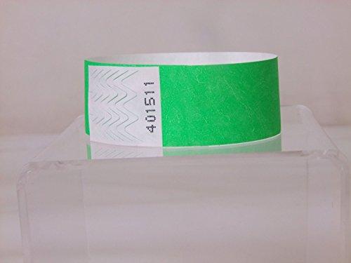 tyvek-braccialetti-3-4-inch-100-pack-verde