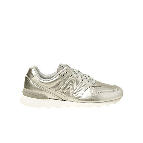 New Balance Zapatillas WR 996 EN Plata, 8-39