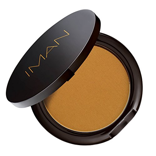 IMAN Second To None Luminous Foundation Clay 2