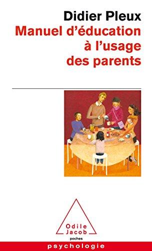 Manuel d'ducation  l'usage des parents