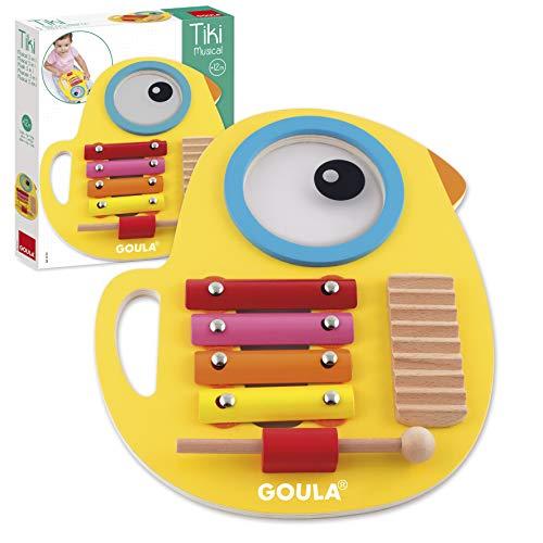 Goula- Giochi di abilità, Multicolore, 53132