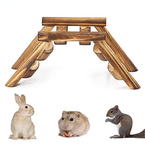 ster Maus Vogel Holzbrücke Kletterleiter Übungsspiel Treppe Spielzeug ()