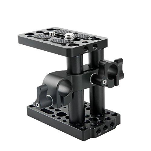 NICEYRIG DSLR Camera Baseplate kit di commutazione...