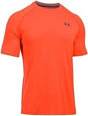 Under Armour Hombre UA Tech SS Tee, Camiseta De Fitness Para Hombre
