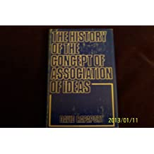 The History of the Concept of Association of Ideas