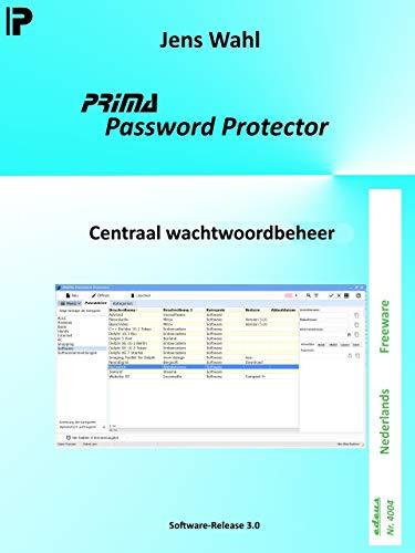 PRIMA Password Protector: Centraal wachtwoordbeheer (edeus Book 4004) (Dutch Edition)