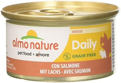 Almo Nature : Boite Daily Menu : Saumon - 85g
