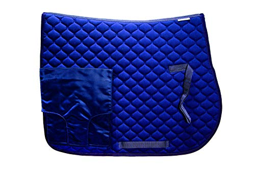 EJP Rallye-Schabracke mit Tasche. In 3 Farben erhältlich. (Blau)