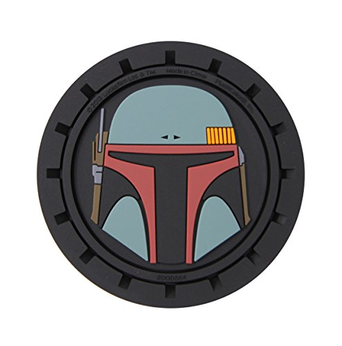 Star Wars Automotive Cup Coaster Set Boba Fett