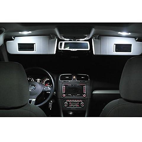BMW 3er E46 Compact LED Innenraumbeleuchtung Innenraum Licht Set Canbus