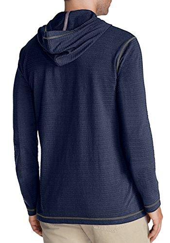 Eddie Bauer Herren Regular Fit Pullover 332809 Blau (Blau)