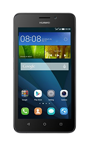 "Huawei Y635 - Smartphone libre Android (4G, pantalla 5"", Quad-core, 8 Gb, 1 GB RAM, cámara 5 Mp), color blanco"