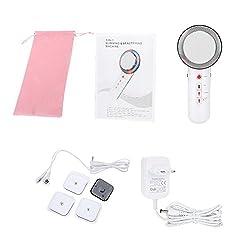 Fatburner-Massagegerät - EMS-Infrarot-Körper-Abnehmmassagegerät, Fatburner, Anti-Cellulite-Ultraschalltherapie