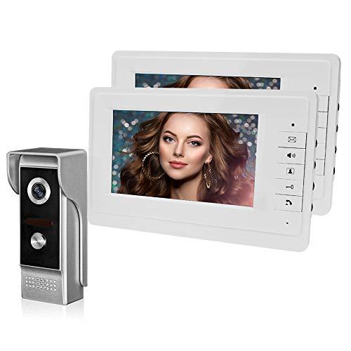 HFeng Videoportero, Sistema timbre video hogar, Monitores