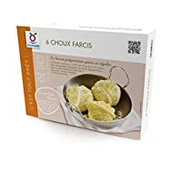 TOUPARGEL - 6 choux farcis - 1 kg - Surgelé