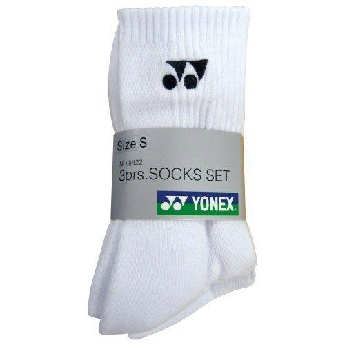 Yonex Socken W-8422 - 3er Pack - L
