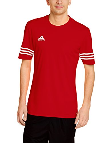 adidas-f50485-t-shirt-uomo-rosso-unired-wht-medium-taglia-produttorem