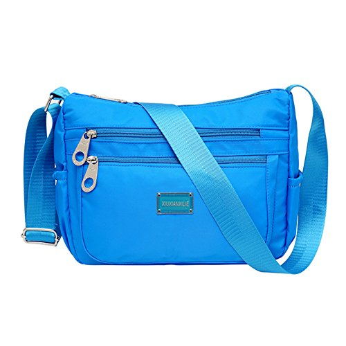 Sacchetti di nylon/borsa a tracolla Incline/Panno impermeabile luce ultra grande capacità/Borsa a tracolla casual-D D