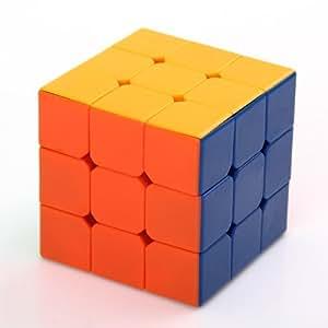 Lujex - Nouveau 3x3x3 Cube DaYan V ZhanChi Coloré Version d'Origine