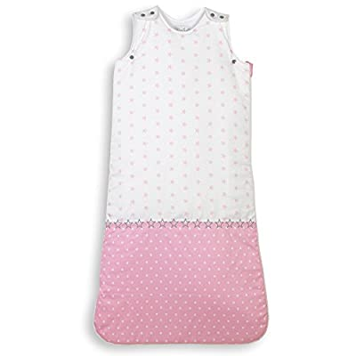NioviLu Design Saco de dormir para bebé - Plein D' Étoiles