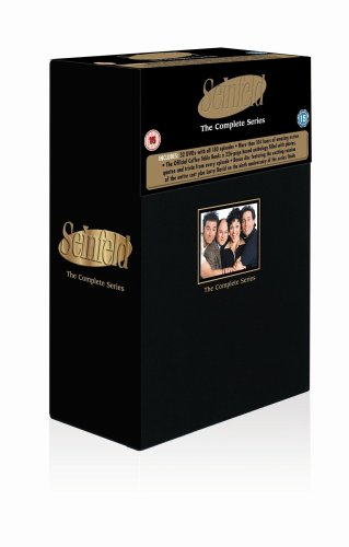 Seinfeld - The Complete Season 1-9 [33 DVDs] [UK Import]