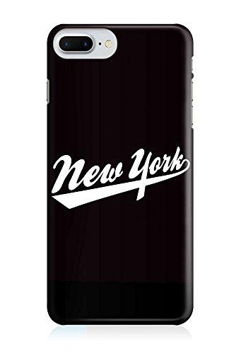 COVER Statement Spruch Quote New York Black US USA Amerika Design Handy Hülle Case 3D-Druck Top-Qualität kratzfest Apple iPhone 6 6S