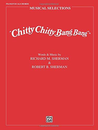 Chitty Chitty Bang Bang (Movie Selections): Piano/Vocal/Chords