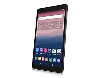 Alcatel Pixi 3 - Tablet de 10'' HD (WiFi/3G, Procesador QuadCore 1.3GHz, 1GB de RAM, 8 GB de memoria interna, Android 5), Negro (B01KORARFG) | Amazon price tracker / tracking, Amazon price history charts, Amazon price watches, Amazon price drop alerts