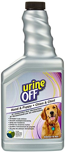 R&L Dog Urine-off 500ml Trigger Dog & Puppy-Dog & Puppy -