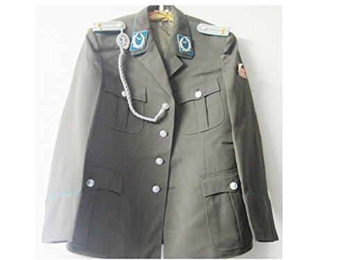 NVA Uniform- Jacke Flieger Offizier Pilot Luftwaffe Effekten Gr. (Leutnant Kostüme)