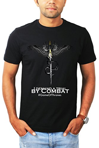 I demand a trial by Combat - GOT t-shirt - Game of Thrones Tshirt – TV Series Tshirts by The Banyan Tee ™