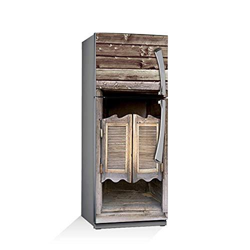3D Gläser Wein Großhandel Kunst Selbstklebende Kühlschrank Aufkleber Kühlschranktür Abdeckung Wanddekor Tapete Küche Zubehör (Gläser Großhandel Wein)