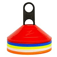 Ziland Sports Marker Cone Set (Set of 25)
