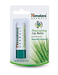 Himalaya Herbal Healthcare Nourishing Lip Balm, 0.16 Ounce