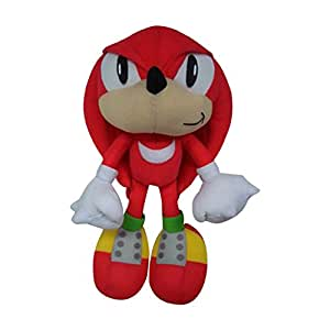 Classic Sonic Knuckles 10in Plush (GE7090)