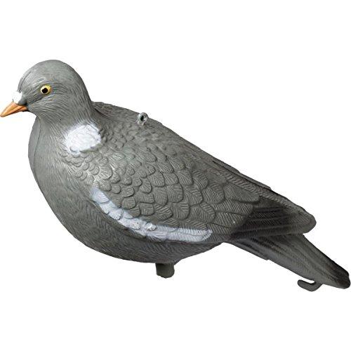 Leurre Leurre pigeon, toute debout