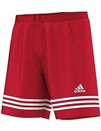 Adidas Mens Entrada 14 - Pantalones de entrenamiento de fútbol, hombre, color rojo, tamaño XXL