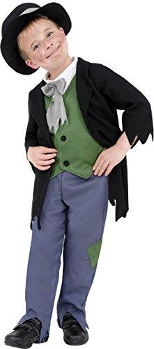 SMIFFYS Costume Carnevale Bricconcello Vittoriano Mary Poppins disney film bambino