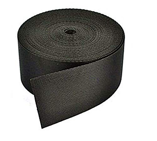 LILITRADE Schweres Nylon-Gurtband, 2 Zoll breit, 10 Yards PP-Multifunktionsgurtband für Bastelarbeiten, Schlingen, Rucksackgurte, Gurte, Halsbänder und mehr -