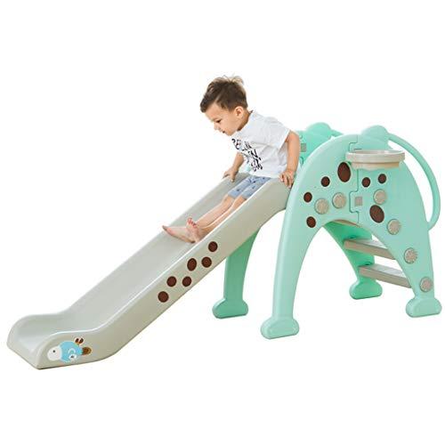 Spielsets Spielplatzzubehör Indoor-Rutsche für Kinder Baby-Rutsche für Zuhause Junge Mädchen Sport Spielzeug Freizeitpark Garten Spielzeug für Kinder Spielzeug Rutsche Kunststoff Kombination