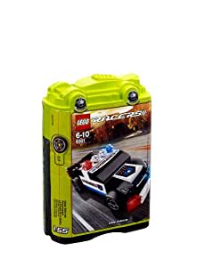 LEGO®Tiny Turbos 8301 : Urban Enforcer