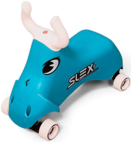 SLEX RodeoBull - Rutschfahrzeug, blau