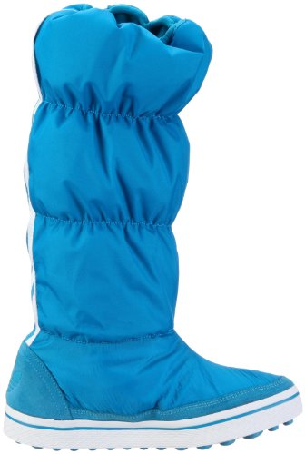 adidas Originals Adiwinter Boot W, Stivali Donna Blau/SHARP BLUE F11 / SHARP BLUE F11 / WHITE
