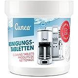 Cunea 50x tablette de nettoyage pour machine à café entièrement automatiques pastille pastilles