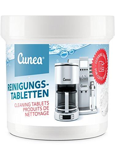 Reinigungstabletten für Kaffeemaschine & Kaffeevollautomaten sämtlicher Marken - 50x 2g -