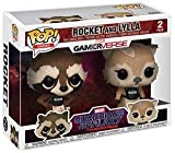 Figurine - Funko Pop - Marvel - Guardian of The Galaxy Game - Rocket & Lylla 2Pack