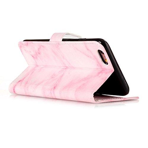 Yaking® Apple iPhone 6 Plus/6S Plus PU Portefeuille Étui Coque Stand Flip Housse Couvrir impression Case Cover P-6